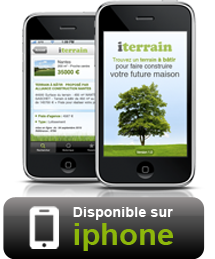 iTerrain, disponible sur iPhone